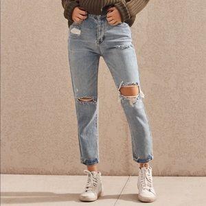 hayden mom jeans